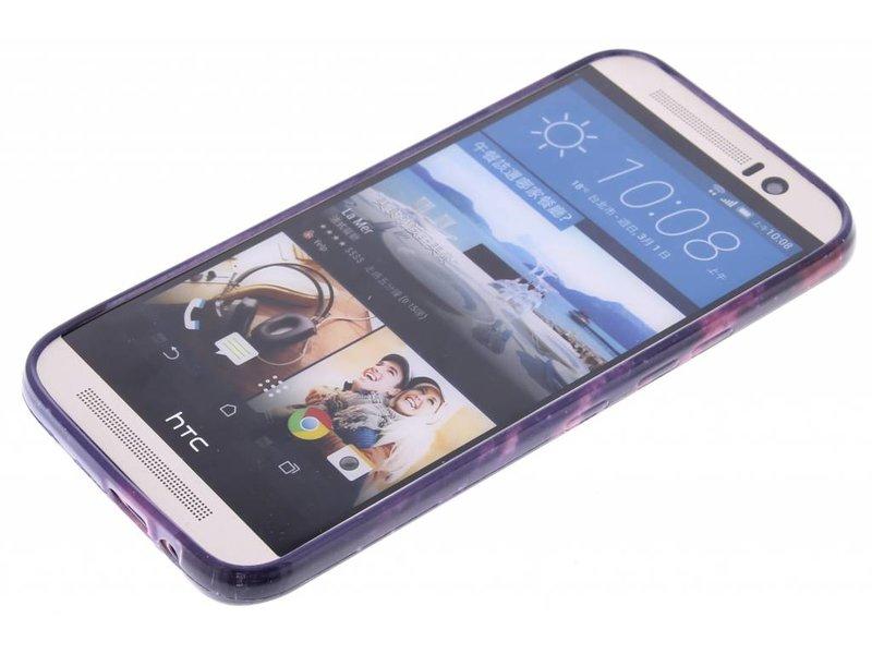 HTC One M9 hoesje - Hakuna Matata design TPU