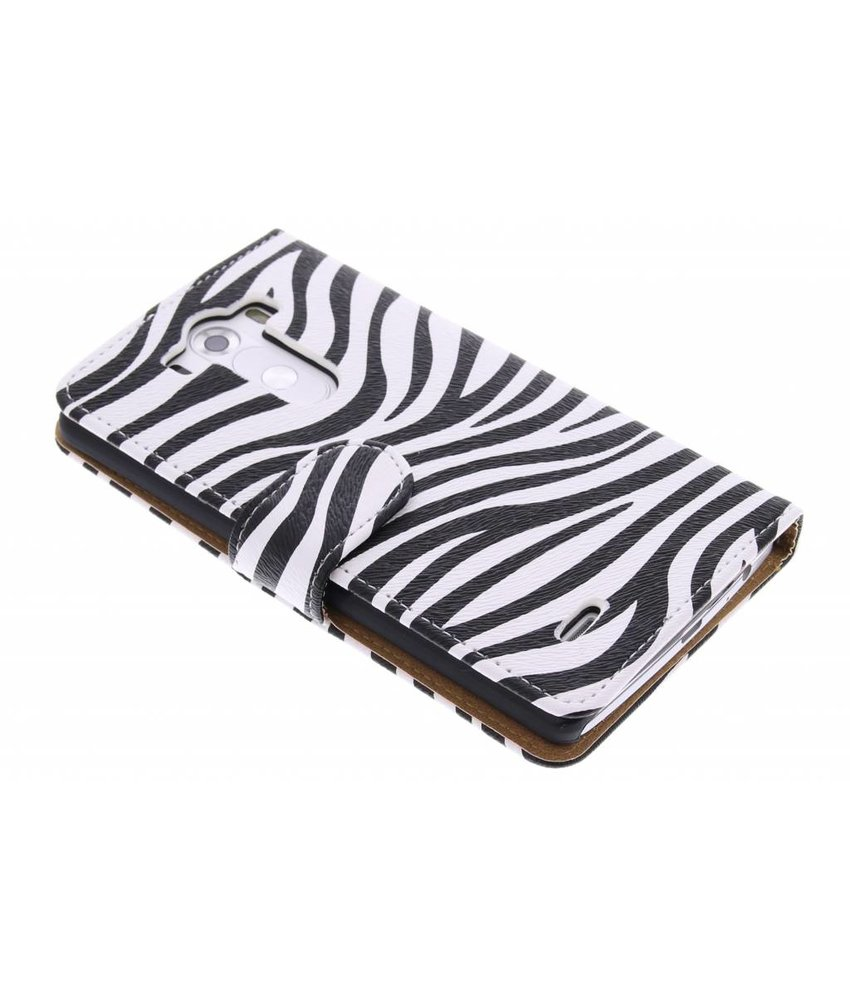 Zebra booktype hoes LG G3