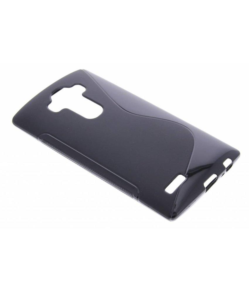 Zwart S-line TPU hoesje LG G4