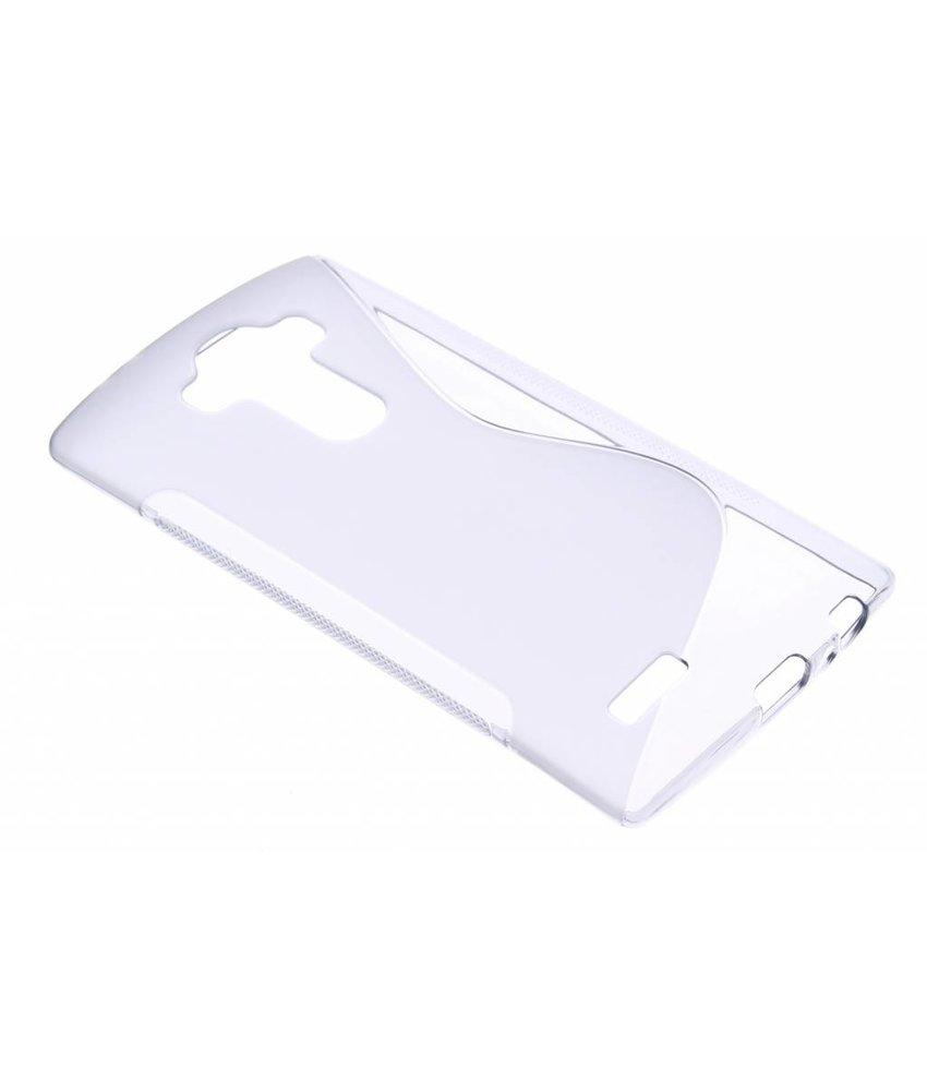 Grijs S-line TPU hoesje LG G4