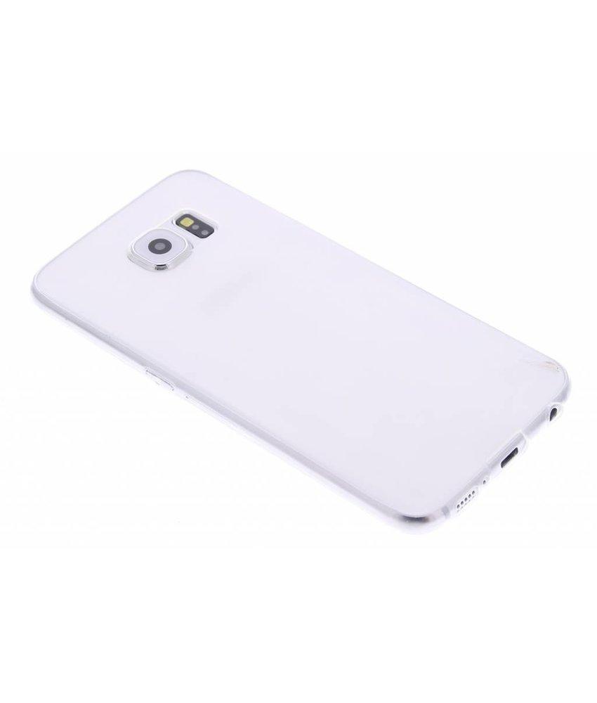 Ultra thin transparant TPU hoesje Samsung Galaxy S6