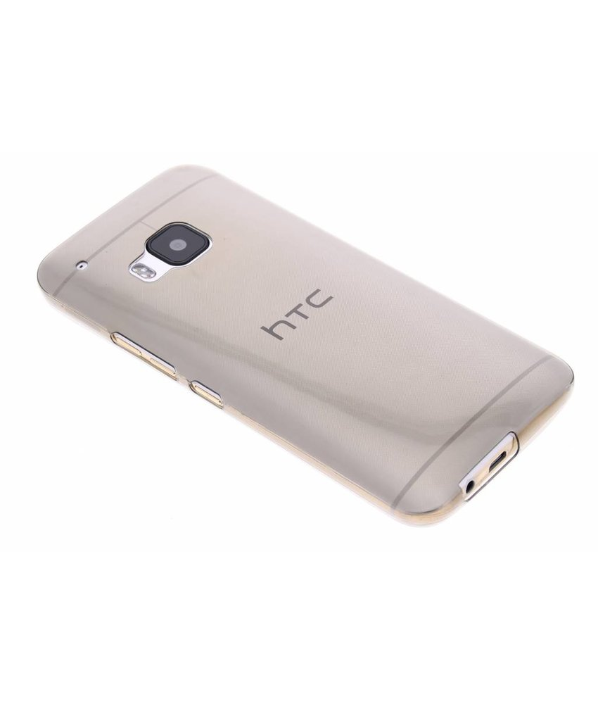 Ultra thin transparant TPU hoesje HTC One M9