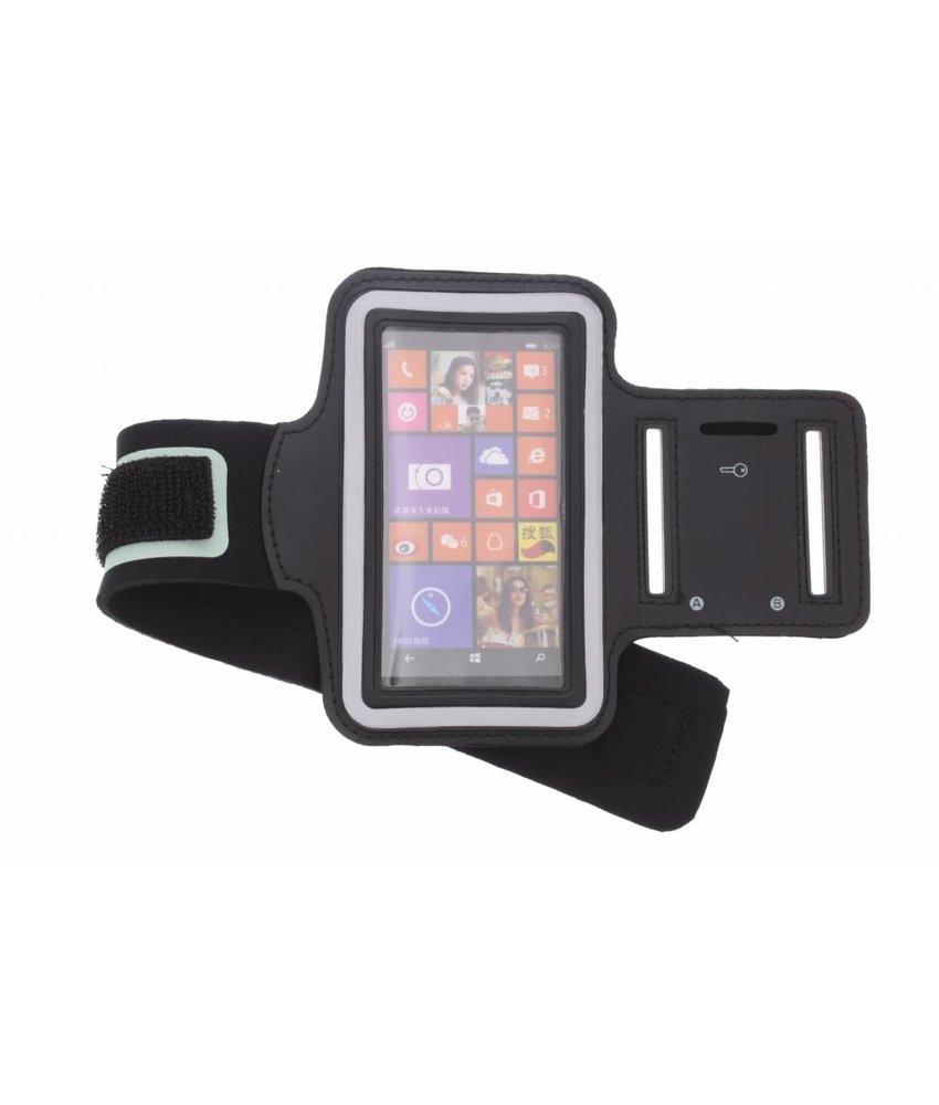 Zwart sportarmband Nokia Lumia 630