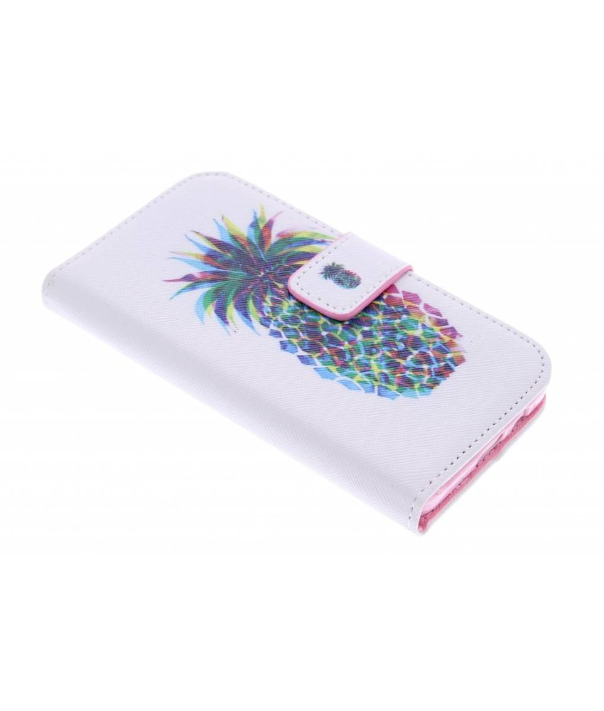 Design TPU booktype hoes Samsung Galaxy A3