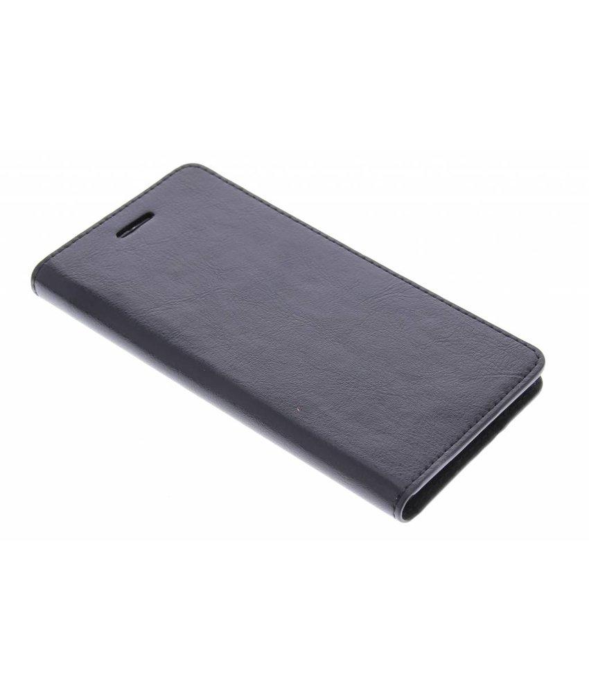 Zwart zakelijke booktype hoes Huawei P8