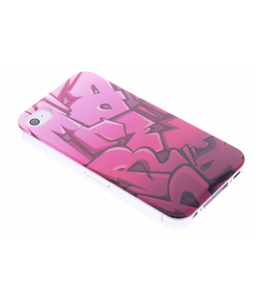 Celly Graffiti Letters cover iPhone 4 / 4s