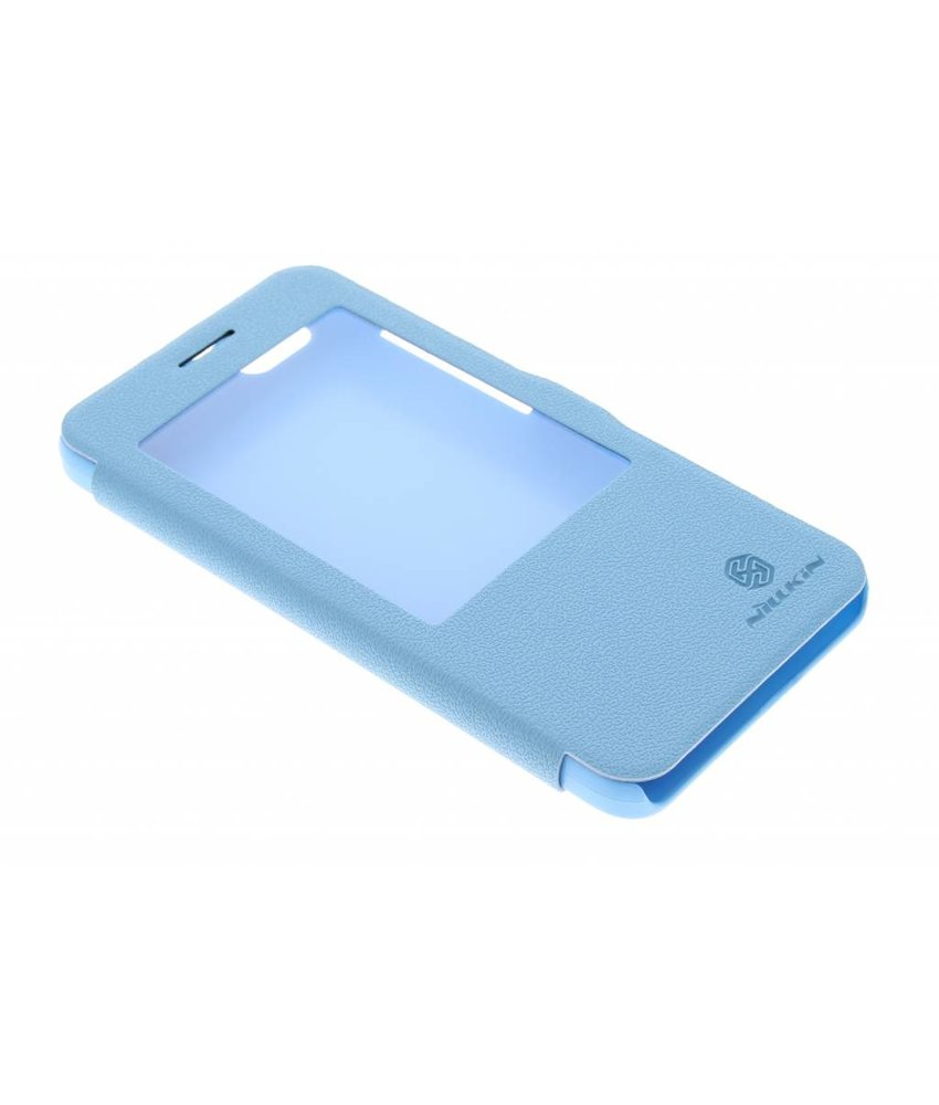 Nillkin Leather Case booktype Honor 4X - turquoise