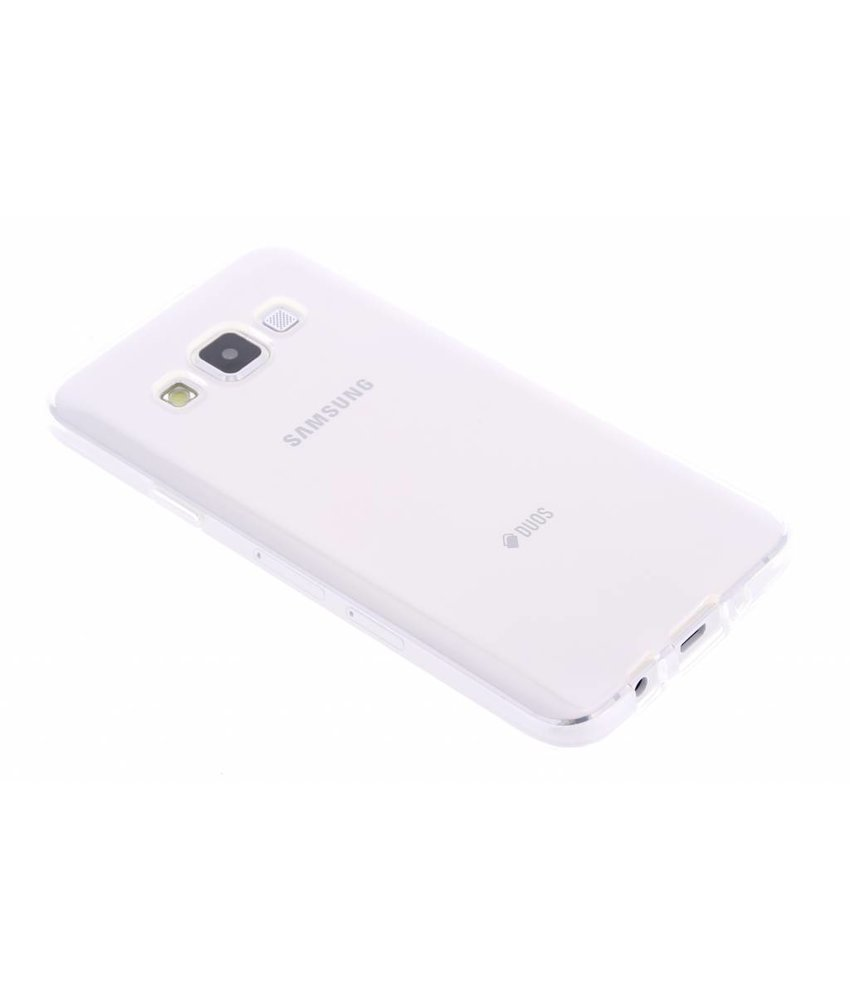 Dolce Vita Smooth TPU Case Samsung Galaxy A3