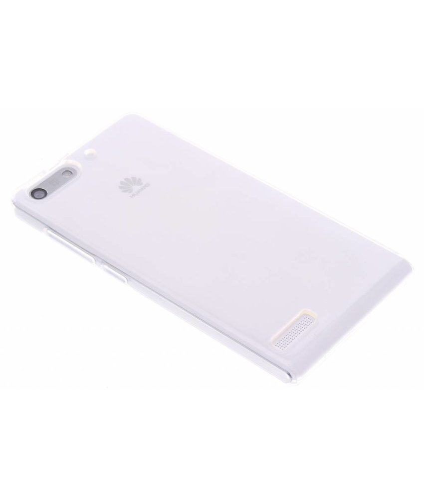 Dolce Vita Smooth TPU Case Huawei Ascend G6