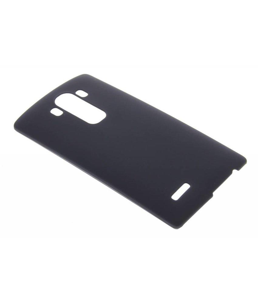 Zwart effen hardcase hoesje LG G4