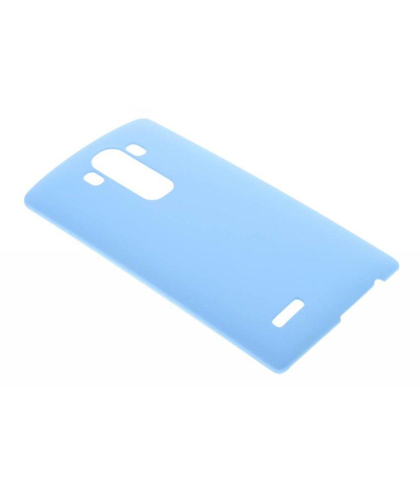 Turquoise effen hardcase hoesje LG G4