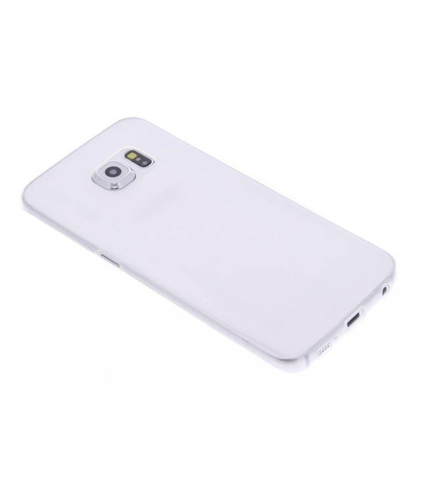Ultra thin TPU hoesje Samsung Galaxy S6 Edge