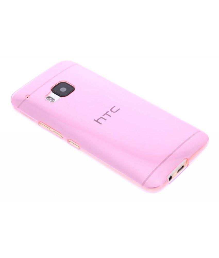 Ultra thin transparant TPU hoesje HTC One M9