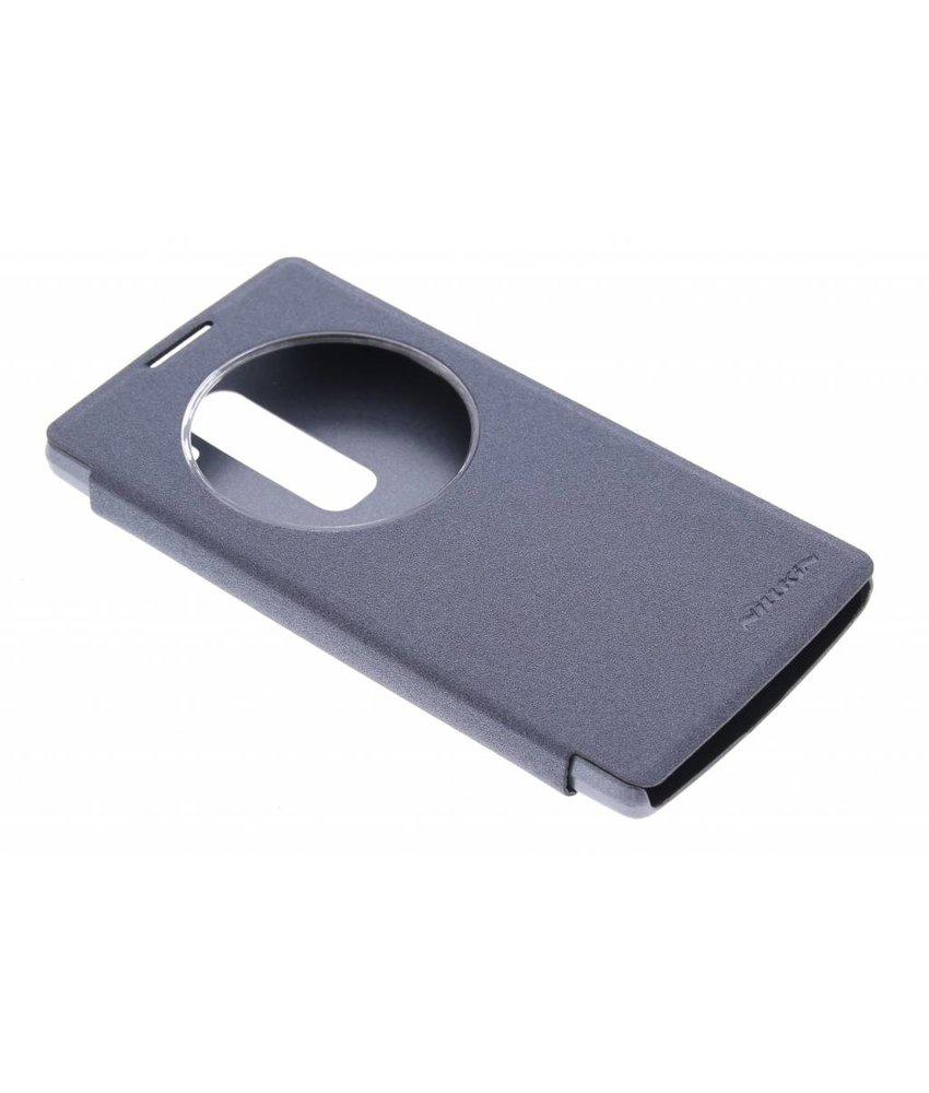 Nillkin Sparkle Series Leather Case LG Spirit - Zwart