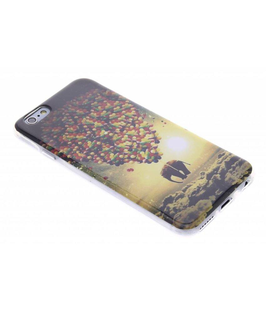 Design TPU siliconen hoesje iPhone 6 / 6s