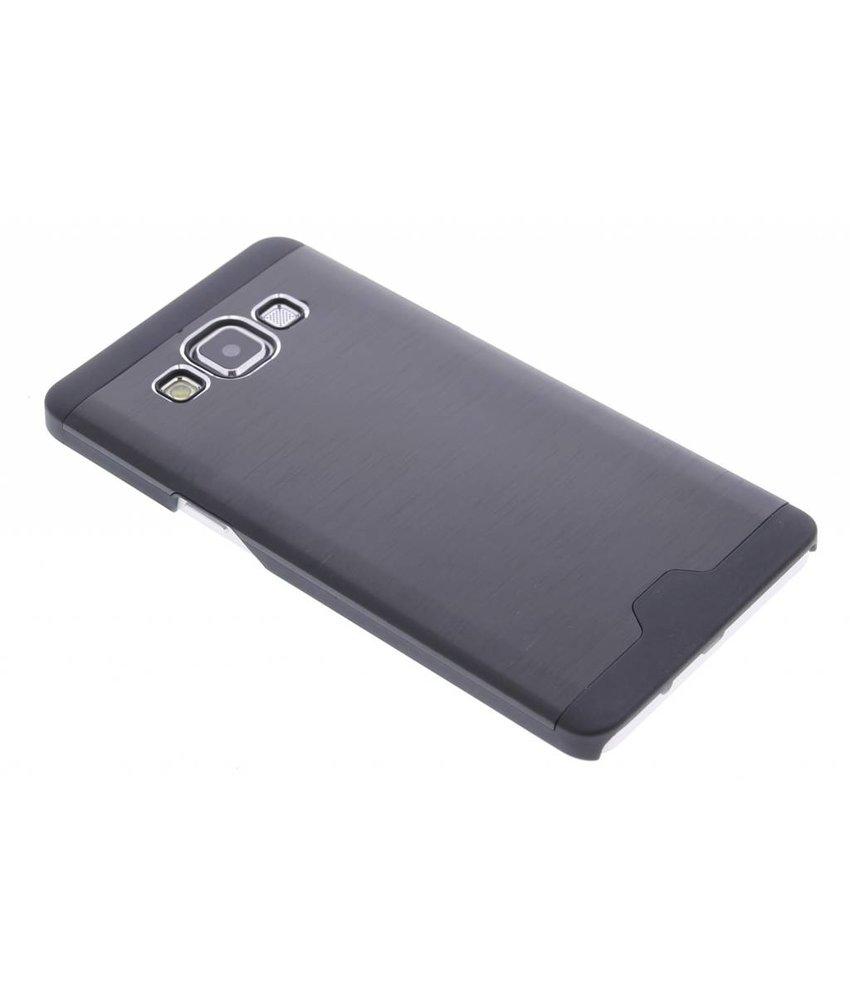 Zwart brushed aluminium hardcase Samsung Galaxy A5