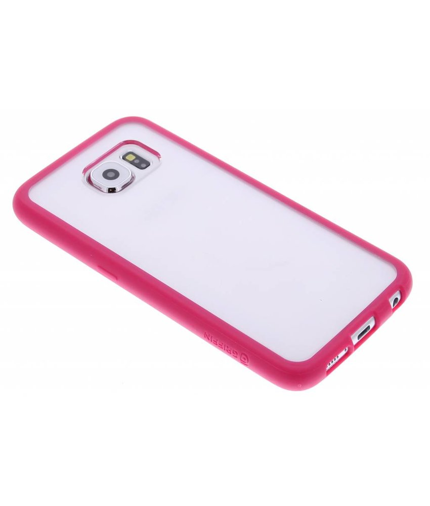 Griffin Reveal Case Samsung Galaxy S6 - roze