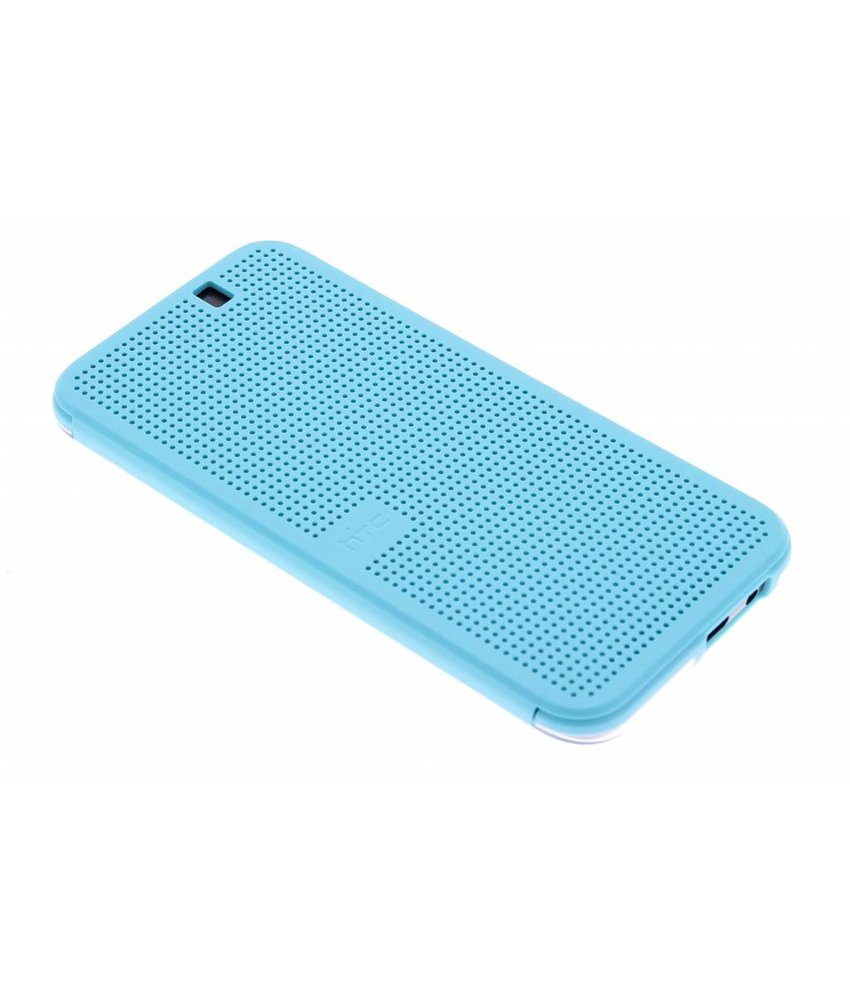 HTC Dot View Case Ice Premium HTC One M9