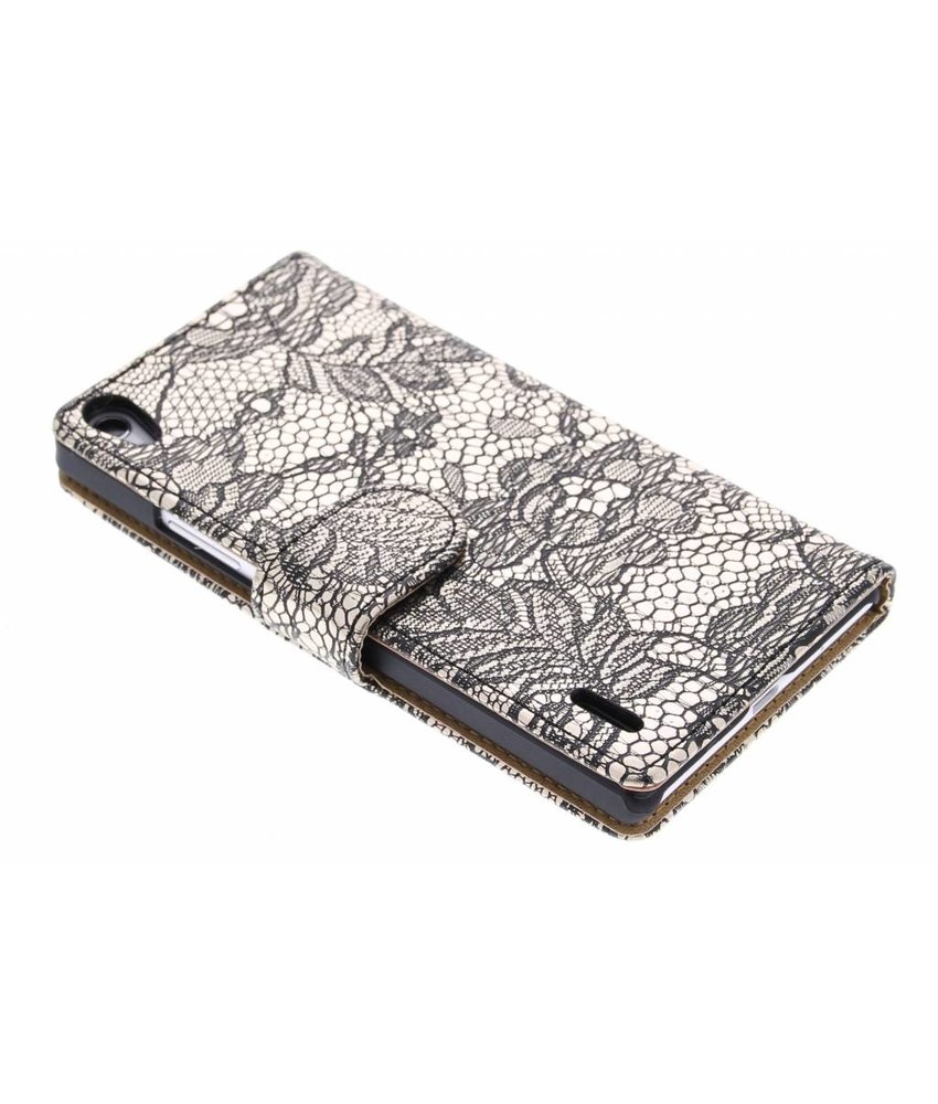Glamour design booktype hoes Huawei Ascend P7