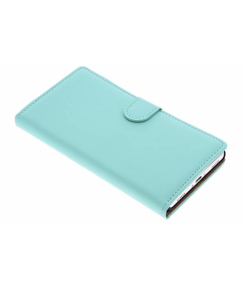 Selencia Luxe Book Case Huawei P8 - Mintgroen