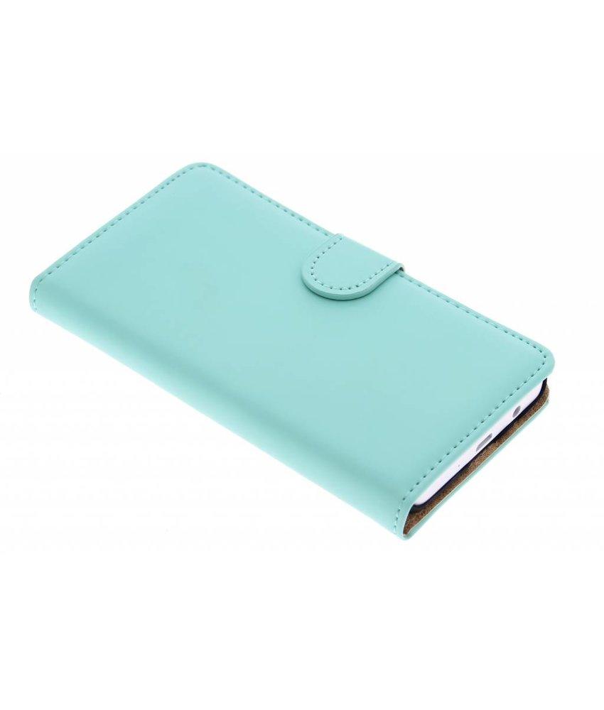 Selencia Luxe Book Case Samsung Galaxy A3 - Mintgroen
