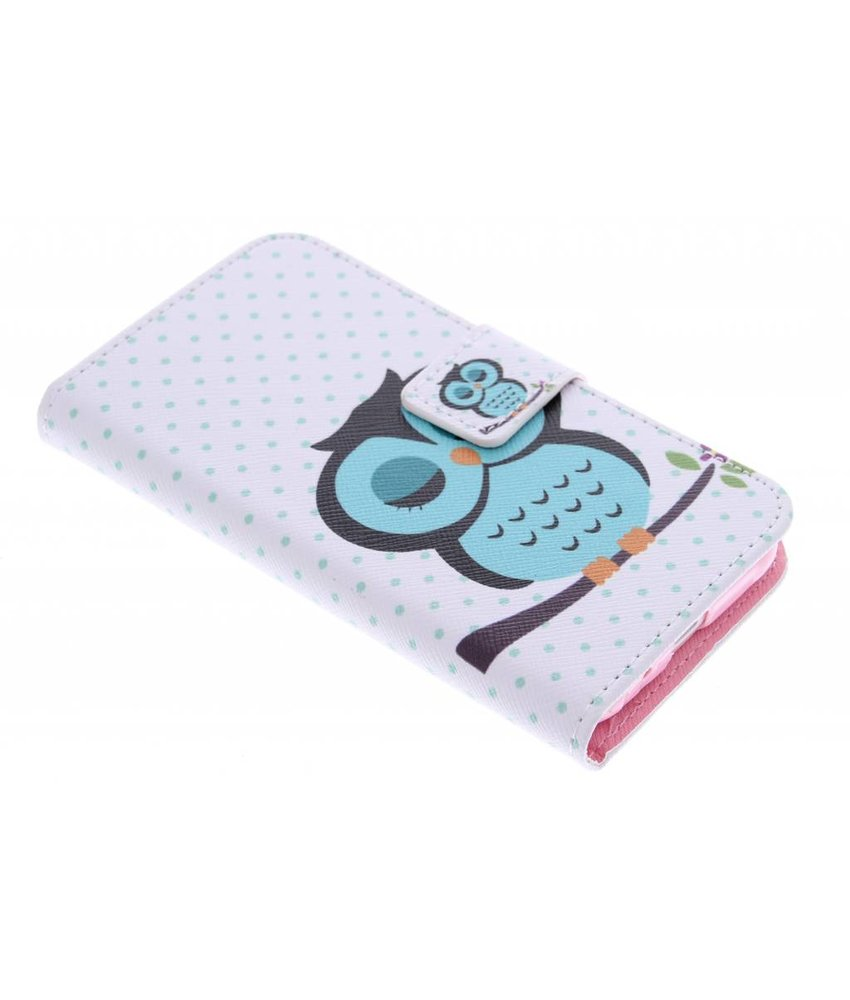 Design TPU booktype hoes Samsung Galaxy J1