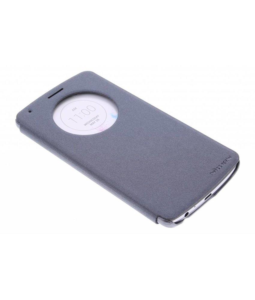 Nillkin Sparkle slim booktype hoes LG G3 - Zwart