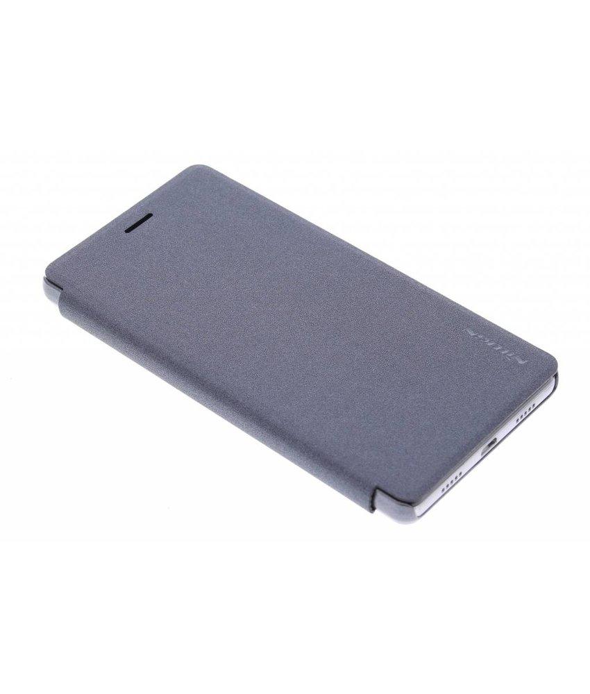Nillkin Sparkle slim booktype Huawei P8 Lite - Zwart