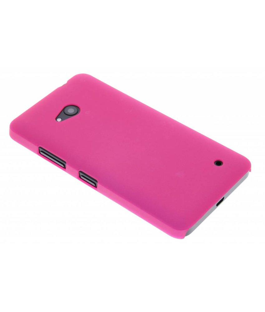Fuchsia effen hardcase Microsoft Lumia 640