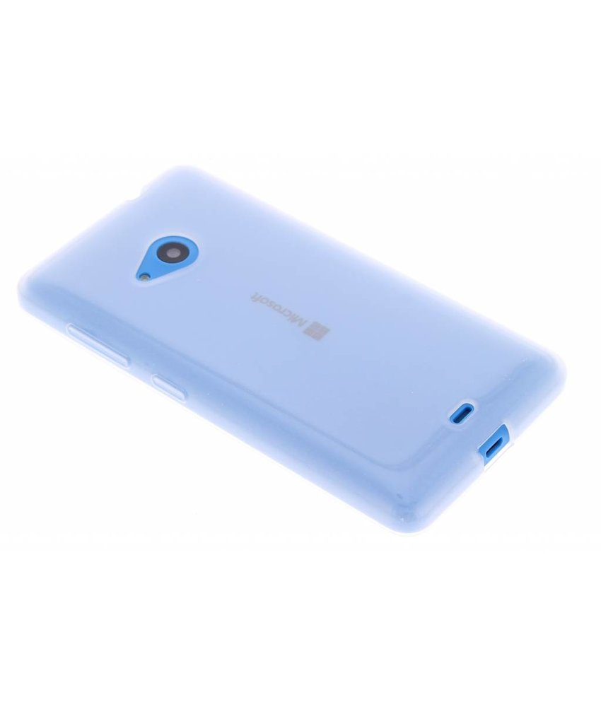 Dolce Vita Smooth TPU Case Microsoft Lumia 535