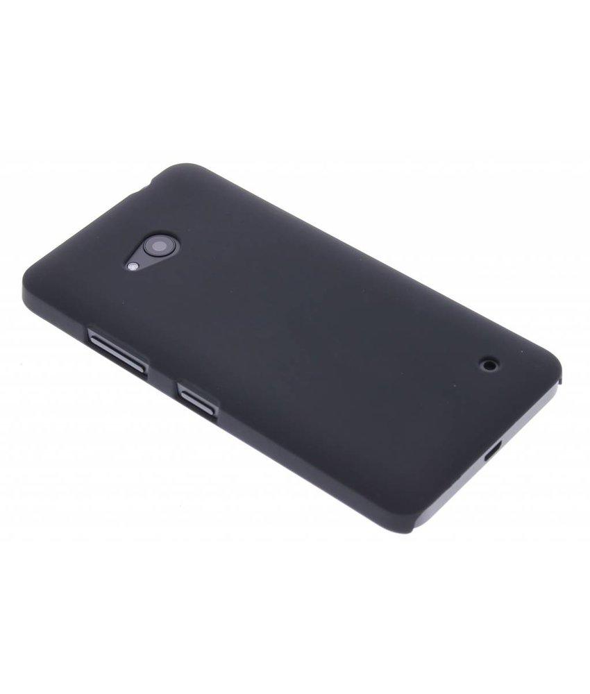 Zwart effen hardcase Microsoft Lumia 640