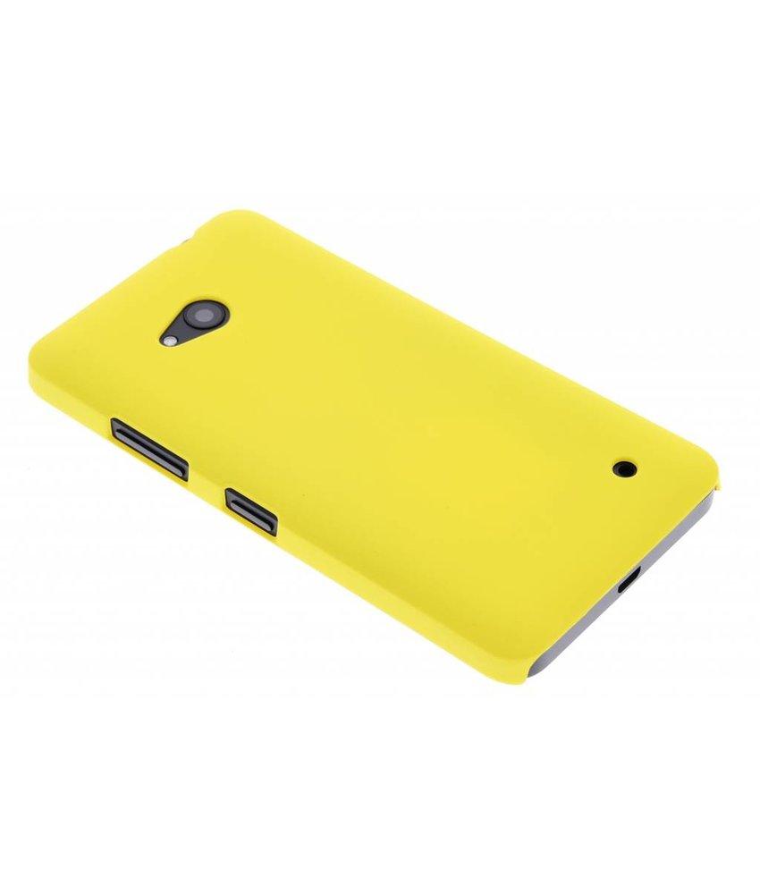 Geel effen hardcase Microsoft Lumia 640