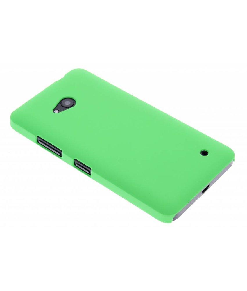 Groen effen hardcase Microsoft Lumia 640