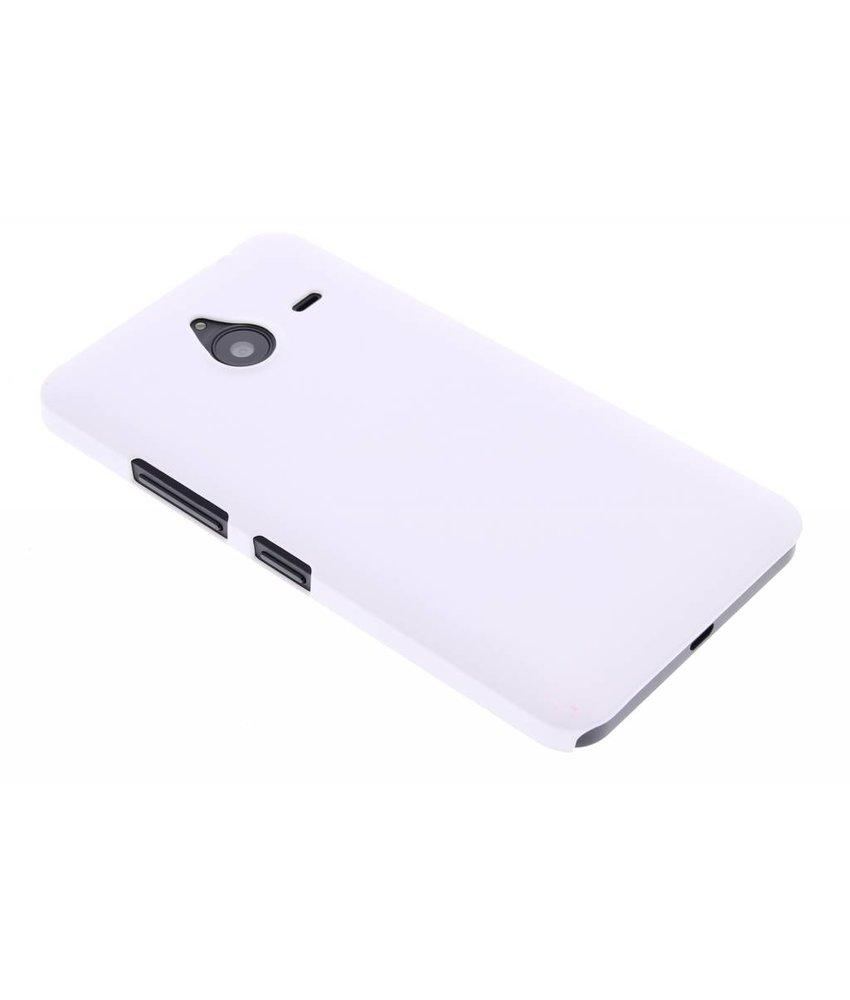 Effen hardcase hoesje Microsoft Lumia 640 XL