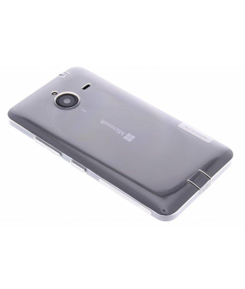 Nillkin Nature TPU case Microsoft Lumia 640 XL