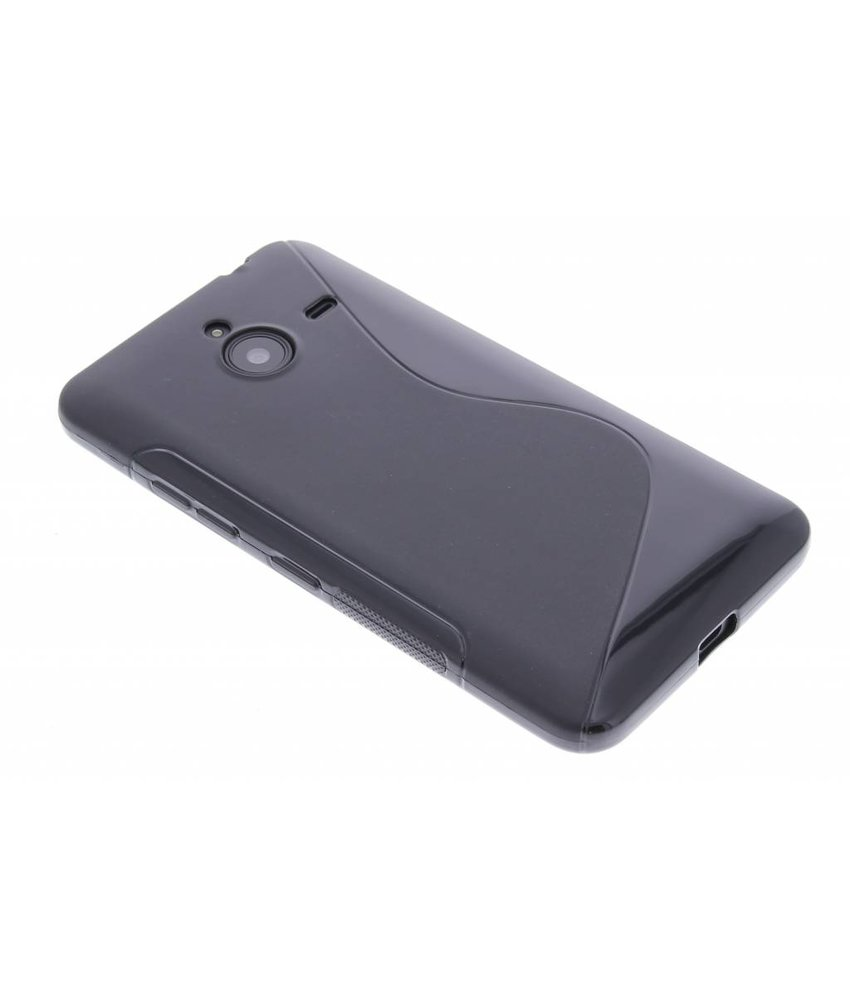 S-line TPU hoesje Microsoft Lumia 640 XL