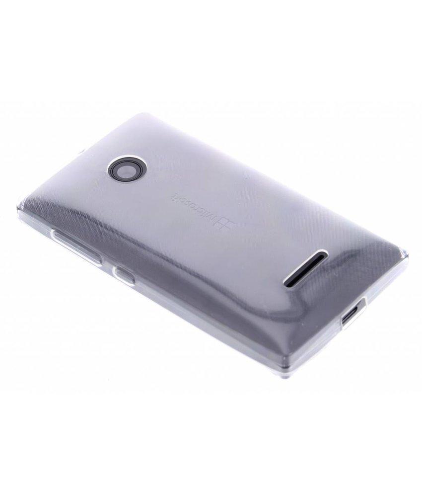 Transparant ultra thin hoesje Microsoft Lumia 532