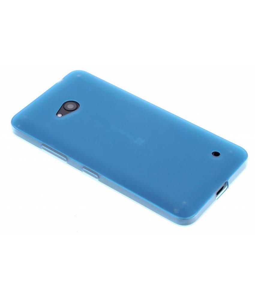 Hard siliconen hoesje Microsoft Lumia 640