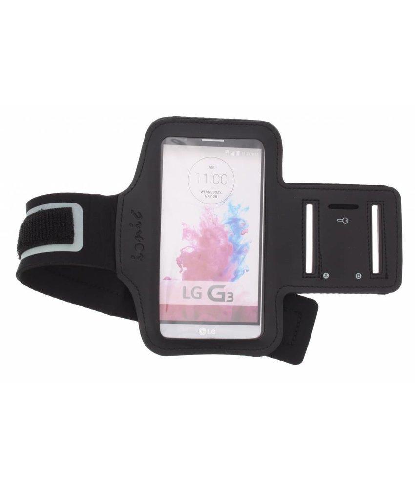 Zwart sportarmband LG G3