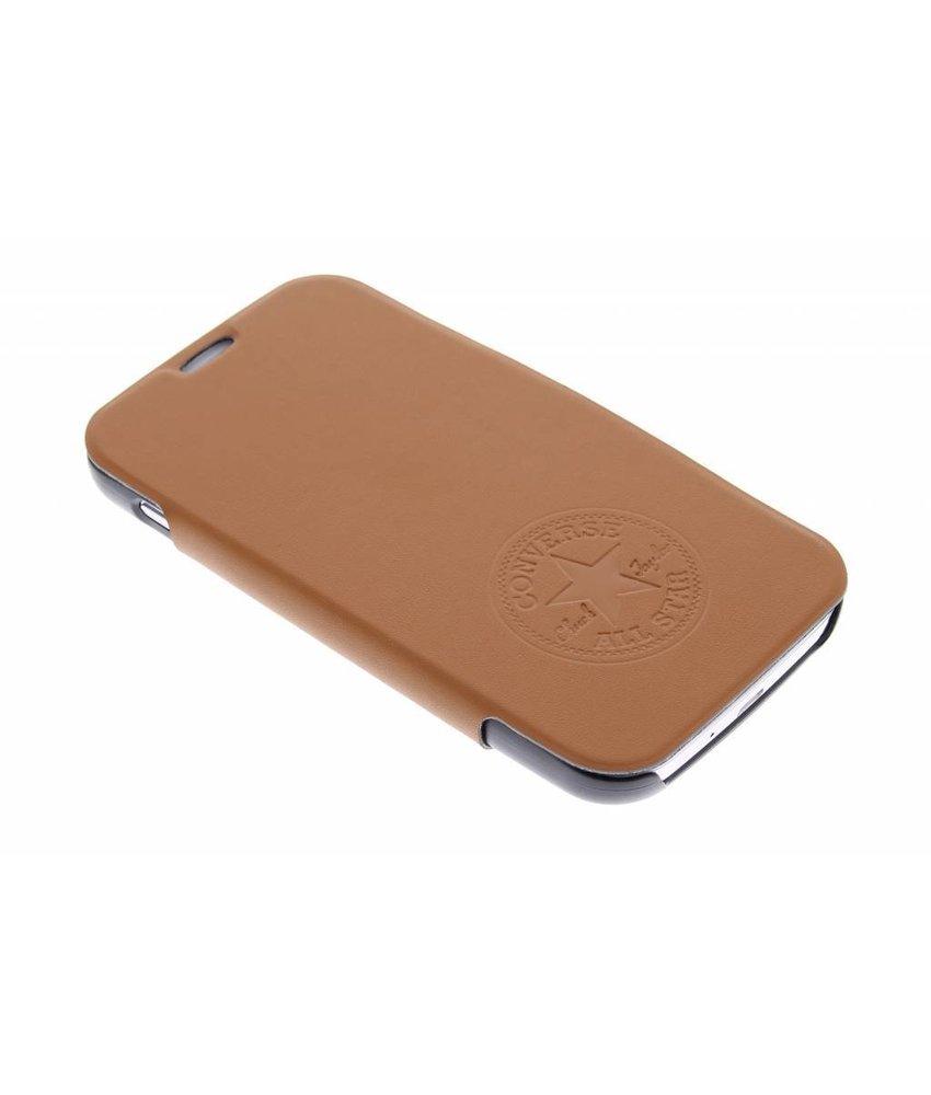 Converse Premium PU Booklet Case Samsung Galaxy S4