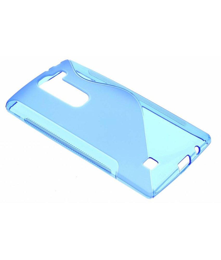 Blauw S-line TPU hoesje LG Magna / G4c