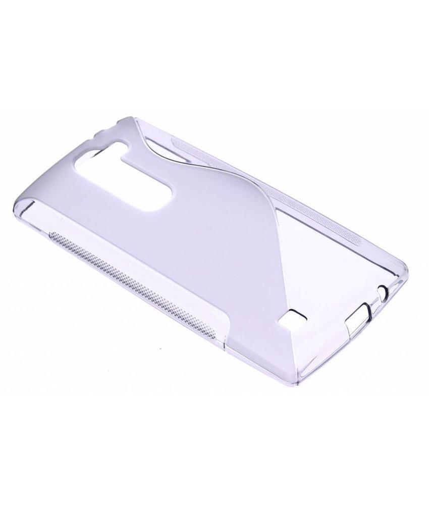 Grijs S-line TPU hoesje LG Magna / G4c