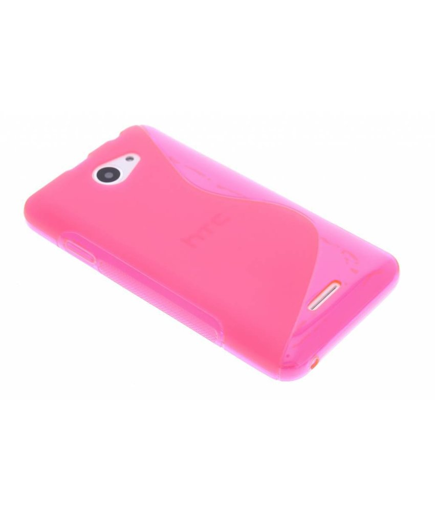 S-line TPU hoesje HTC Desire 516