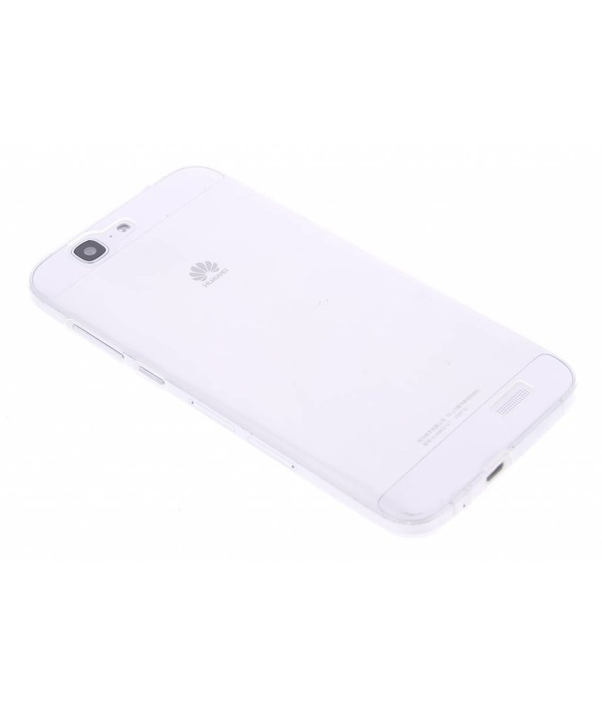 Ultra thin transparant TPU hoesje Ascend G7