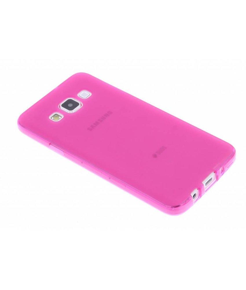 Hard siliconen hoesje Samsung Galaxy A3