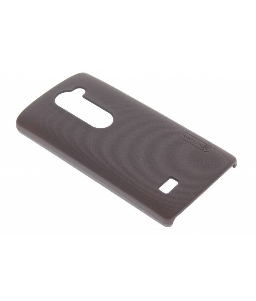 Nillkin Frosted Shield hardcase LG Leon - bruin
