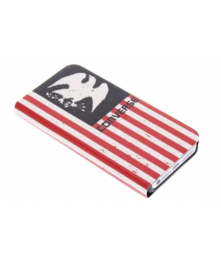 Converse Booklet Case iPhone 5 / 5s / SE - Americana