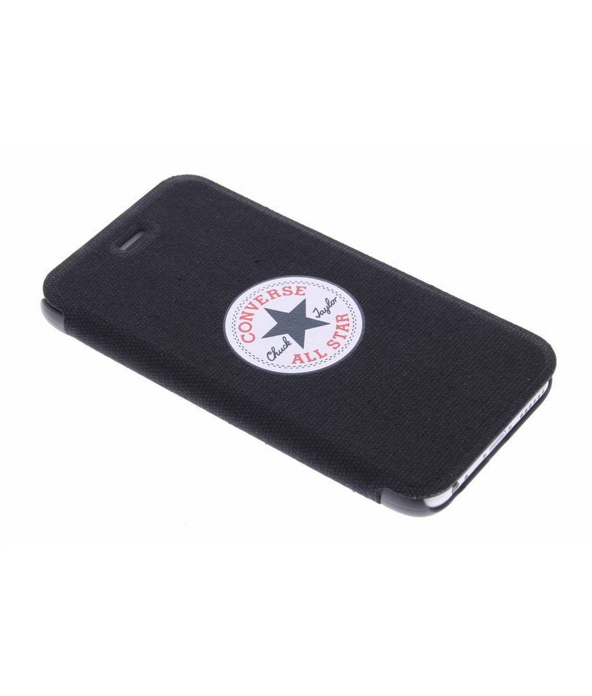Converse Booklet Case iPhone 6 / 6s - Zwart