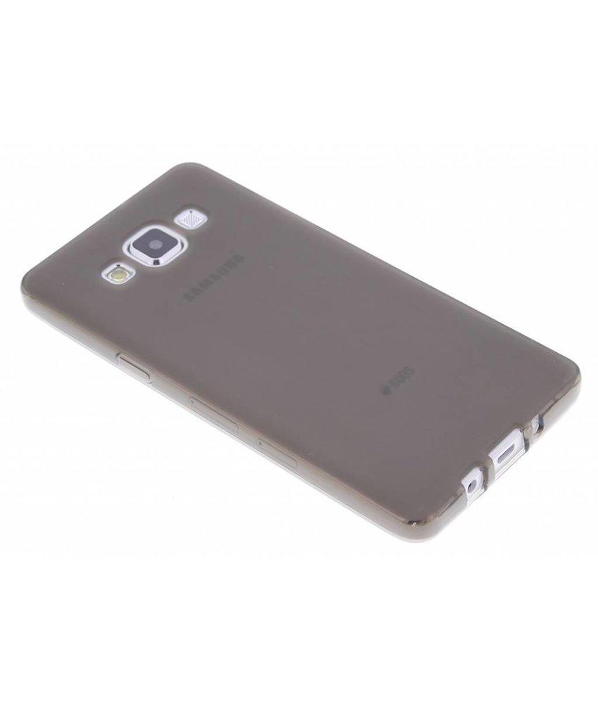 Grijs hard siliconen hoesje Samsung Galaxy A5