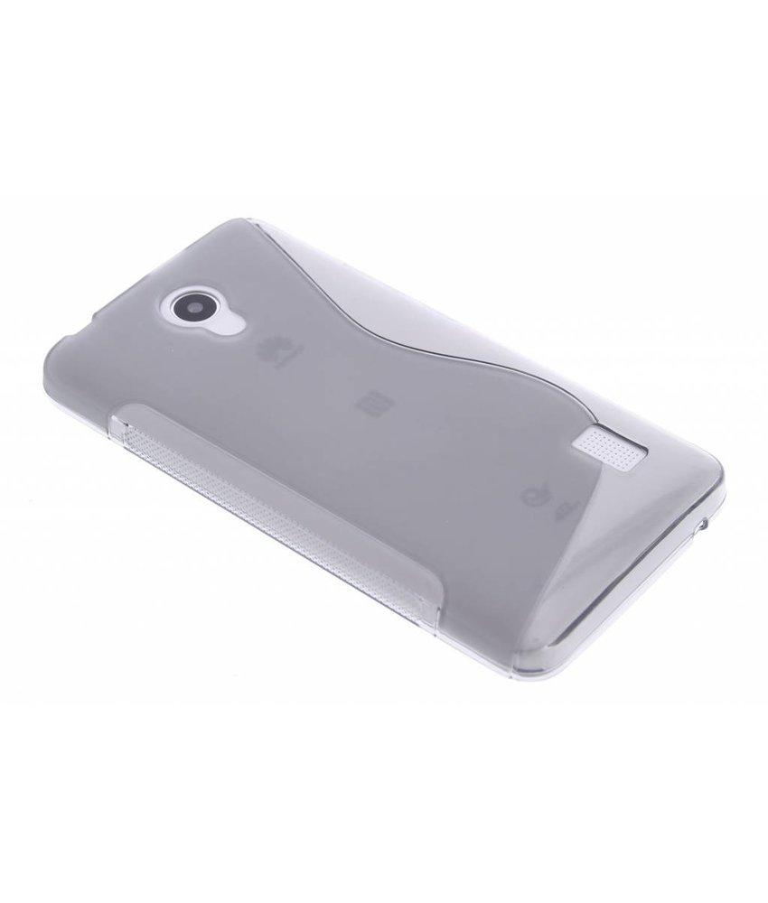Grijs S-line TPU hoesje Huawei Y635